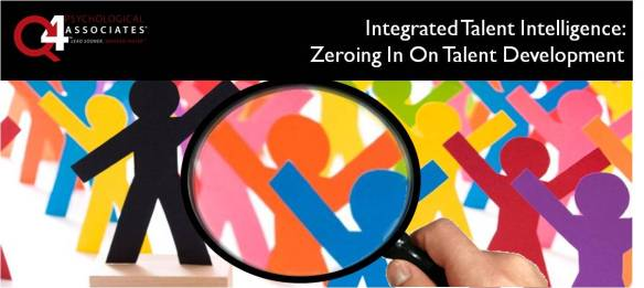 Zeroing in on Talent Development